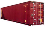 40 Foot High Cube Container, container 40